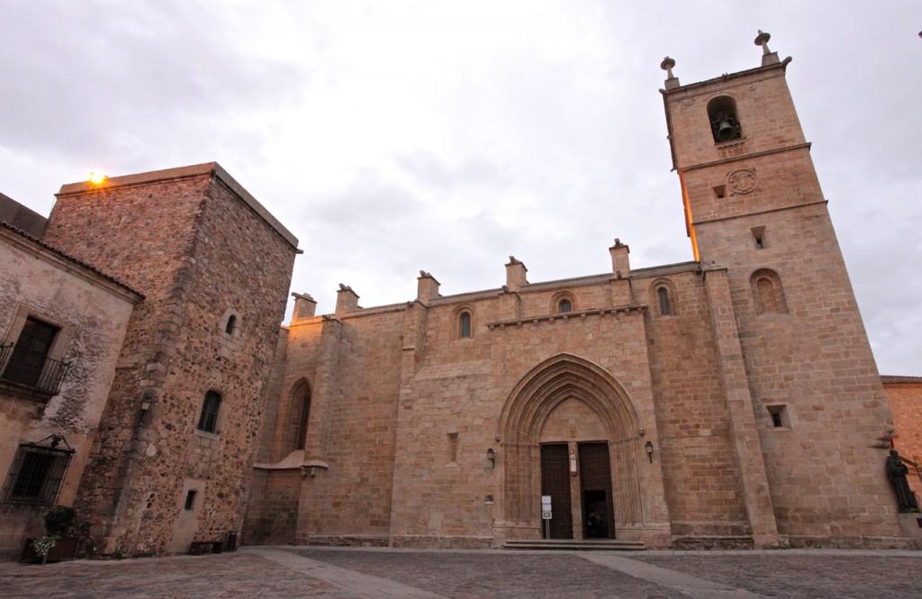 La Concatedral de Santa María: arquitectura de fusión