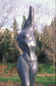 Esculturas parque Del Príncipe