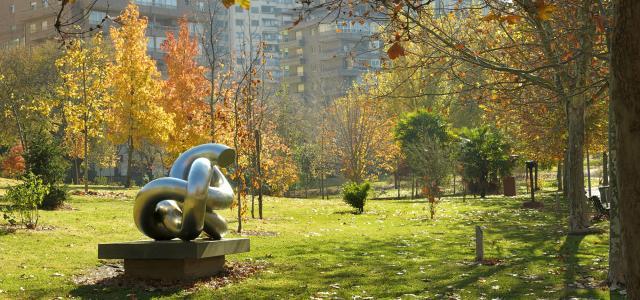 Parque del Príncipe: Corazón y pulmón de Cáceres