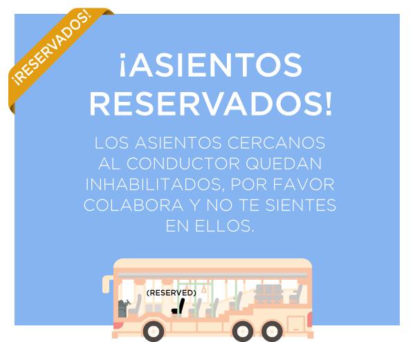 Slider Asientos Reservados Covid19