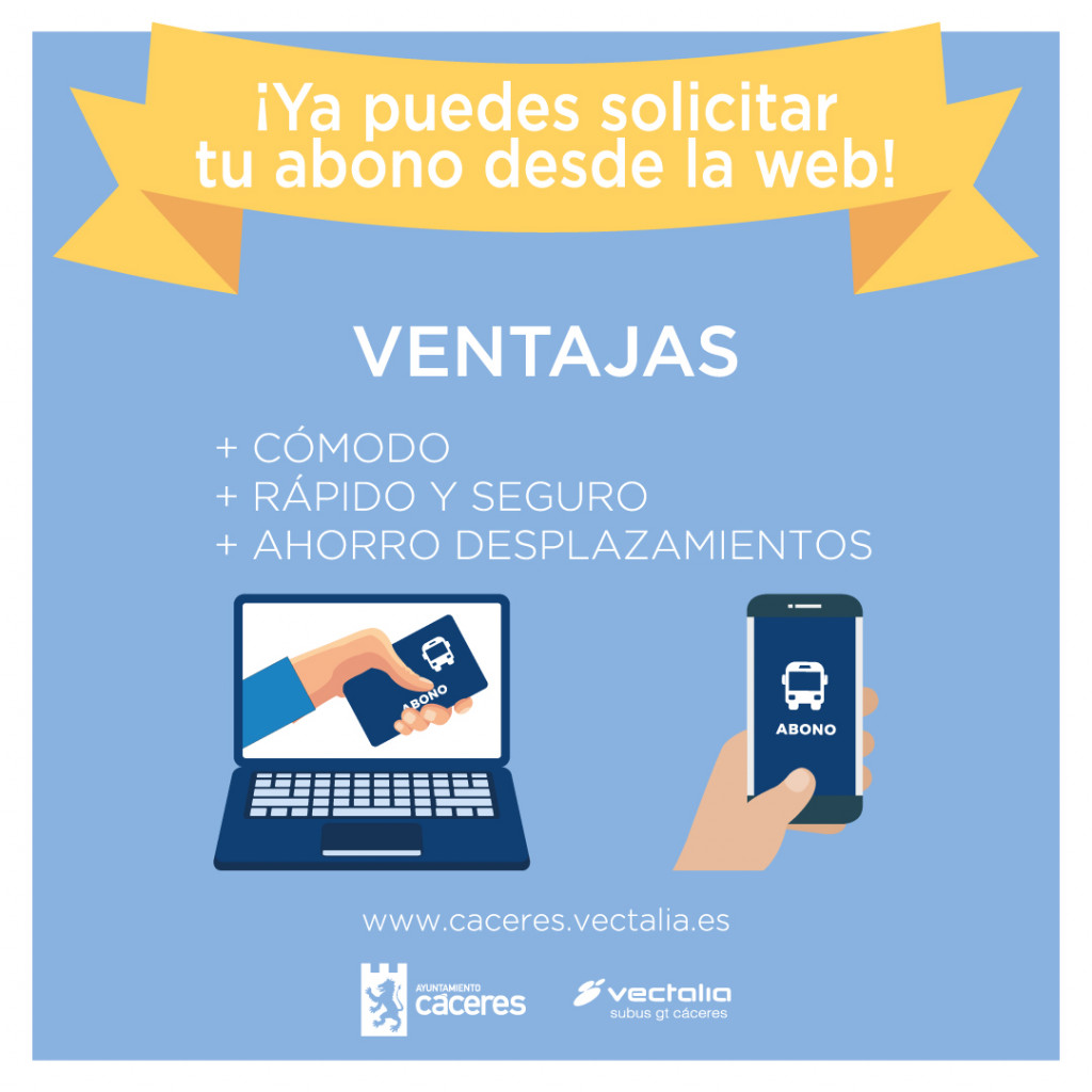 Solicita tu bono online